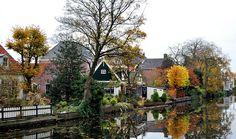 Edam, la ciudad tranquila (Holanda)