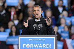 Aunque la noche electoral ha arrancado con una clara ventaja del candidato republicano, Mitt Romney, finalmente Obama se ha impuesto al adjudicarse la victoria en 22 estados.