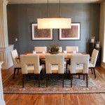 20 Stunning Transitional Dining Design Ideas