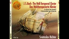 J.S.Bach: Well-Tempered Clavier Bk 1 BWV 846 1. Prelude & Fugue 1 in C m...
