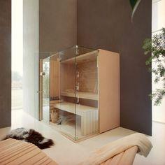 #Effegibi #Sky #Corner 36 #Sauna angolo destro SA 55 40 0024   im Angebot auf #bad39.de   #Hammam #Sauna #Bad #Badezimmer #Italien