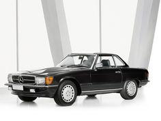 Mercedes-Benz 500 SL R107 W107