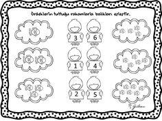 #eşleştirme #rakam #okulöncesi #6 #altı