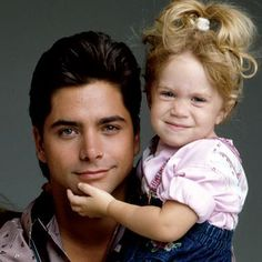Hot: John Stamos shares video of Olsen twins behind the scenes of Full House