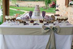 Mesa dulce campestre. Foto: Sandra Mañas