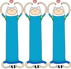 Marcapáginas cutes de finn <3 <3 <3 Book Markers, Paper Crafts Origami, Album Songs, Book Worms, Coloring Pages, Diy And Crafts, Birthday Cards, Hama Beads, Clip Art
