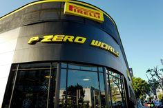 Le P Zero World de #Pirelli inauguré à Los Angeles | | Auto123