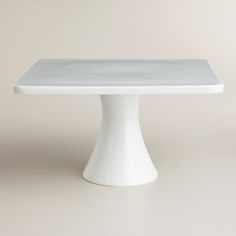 http://www.worldmarket.com/product/tall-white-square-cake-stand.do?page=2