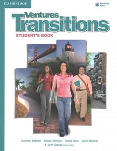 Ventures Transitions Level 5 Digital + Audio CD + Online Workbook Passcode