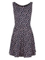 Look what I found at House of Fraser London Heart, Smart Set, House Of Fraser, Heart Print, Love S, Skater Dress, How To Wear, Friday, Beautiful