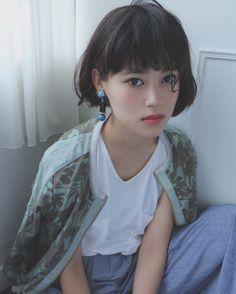 スタイリスト:田前 恵 beltaのヘアスタイル「STYLE No.22301」。スタイリスト:田前 恵 beltaが手がけたヘアスタイル・髪型を掲載しています。