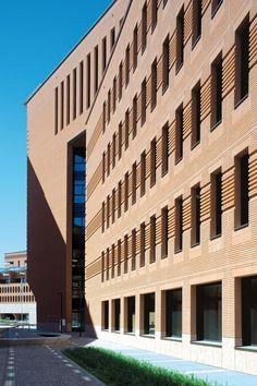 Area Appiani, Treviso Italy | Mario Botta