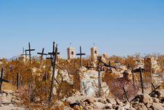 Terlingua, Texas Cemetery - Best ghost town in TX