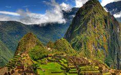 Peru! As trilhas pra Machu Picchu e Lima são meus sonhos.