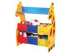 Organizador de juguetes colores. - NEUMOBEL