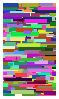 ABSTRAKTOR: Horizontal lines