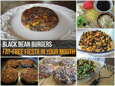 If you're craving a nice and hearty burger, but you're worried about keeping your figure nice and trim, establishing a trim figure, looking to keep to a vegan or vegetarian diet, and/or looking for something awesome to make with the goodies from your garden, this black bean burger is the ideal candidate for your culinary desires. Not only does this burger contain virtually 0% fat and 100% flavor, it is also chock full of rich, hearty vegetables that will do a wonderful job on giving a proper…