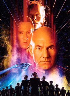 My favorite of TNG movies by far! First Contact!
