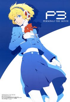 """""""Persona 3 The Movie Falling Down Aigis illustration from Megami Magazine August 2015 issue. Persona 5 Anime, Persona 4, Persona 3 Aigis, Shin Megami Tensei Persona, Manga Girl, Anime Girls, Pictures To Draw, Spiderman, Disney Characters"""