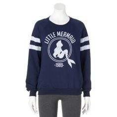 Disney ''The Little Mermaid 1989'' Sweatshirt - Juniors