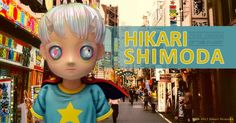 Japanese artist Hikari Shimoda debuts her first sculptural edition, Children of This Planet, made in collaboration with Asian producer APPortfolio.