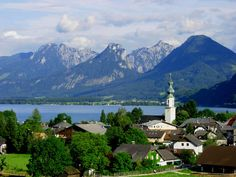 A truly peaceful place.  Scott and I enjoyed staying in St. Gilgen, Austria for a week.  I would love to go back!