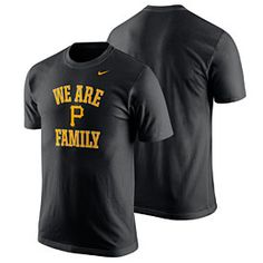 5b4bfbe81 Get this Pittsburgh Pirates Family Local Phrase T-Shirt at  ThePittsburghFan.com Pirates Baseball