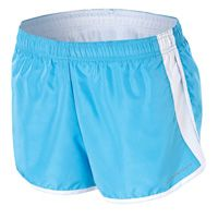 Running Bare Women's Running Shorts - Blue
