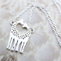 + Super Cute Silver Giraffes Necklace + Super cute gift for yourself or loved one! Chain measures approx 18 inches, silver plated, made with zinc alloy. Color may be slightly different from the actual item due to the lighting. Bundle and save! :)  + gives discount on bundles | + 30% off for return customers | + ships the next day | + feel free to make a reasonable offer | Jewelry Necklaces
