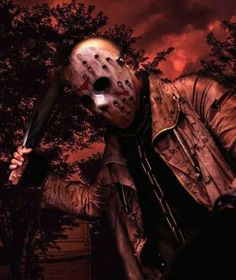 Scary Movies, Horror Movies, Good Movies, Jason Friday, Friday The 13th, Slasher Movies, Horror Artwork, Horror Icons, Jason Voorhees
