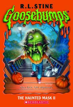 62 Best Goosebumps Images On Pinterest Horror Books Children