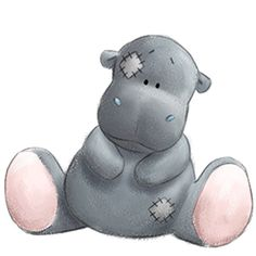 Thomas the hippo.