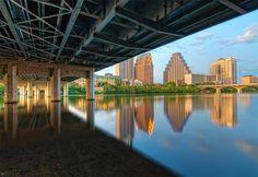 Bat Bridge - Austin, Texas