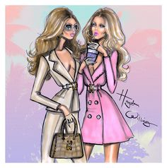 'Power of Two' by Hayden Williams | by Fashion_Luva