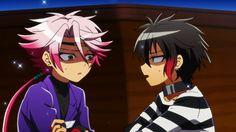 Tsukomo and Jyugo