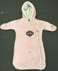 Canada Goose' Baby Toddler Snow Bunting Summitpink Size 6/12
