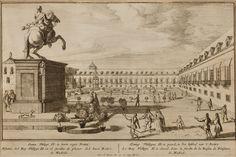 pieter van der Berge. El palacio del Buen Retiro y la estatua de Felipe IV - Buscar con Google