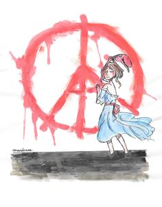 Marianne after the Paris attacks