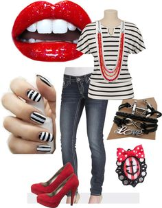 """Curvy girl on fire!!"" by greenbean74 on Polyvore"