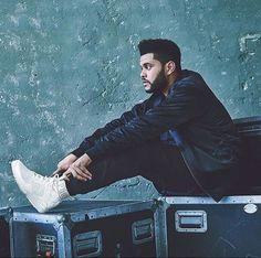 PumaXO The Weeknd Abel