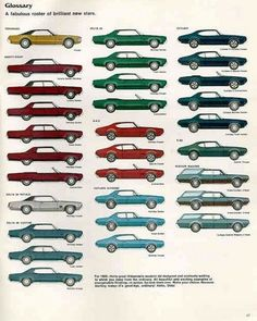 1969 Oldsmobile Line-up https://plus.google.com/+JohnPruittMotorCompanyMurrayville/posts