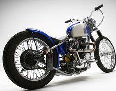 HardSun Motorcycles: Triumph Bobbers