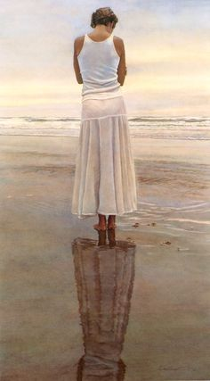 Steve Hanks - Reflecting The Tide