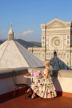 Dolce and Gabbana in Italy - perfection!