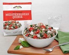 All Natural Frozen Quinoa | Path of Life