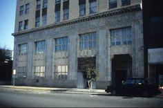 #ArtDeco | Atlantic Bank and Trust Co. Building, Burlington, Alamance County, North Carolina