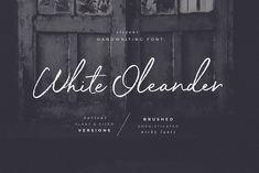 Classy handwritten font, with subtle texture imperfections left in to appear as authentic as possible while remaining clearly legible on your projects. $25 Cursive, Handwriting Fonts, Lightroom, Photoshop, Bio Instagram, Instagram Caption, Font Design, Design Poster, Graphic Design