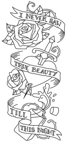 45 super Ideas for tattoo ideas unique quotes embroidery designs - 45 super Ideas for tattoo ideas unique quotes embroidery designs - Art Drawings Sketches, Tattoo Sketches, Tattoo Drawings, Body Art Tattoos, Sleeve Tattoos, Romeo And Juliet Drawing, Embroidery Designs, Romeo Y Julieta, Design Tattoo