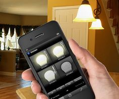 App Controlled Lightbulbs Kit  Get one step closer to living in the home of the future by synchronizing your lights with the app controlled light bulb kit. No longer must you waste valuable energy getting up now you can simply grab your phone and control any light with a tap of the finger.  $129.00  Check It Out  Awesome Sht You Can Buy