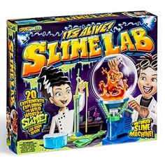 SmartLab Toys It's Alive Slime Lab SmartLab Toys http://www.amazon.